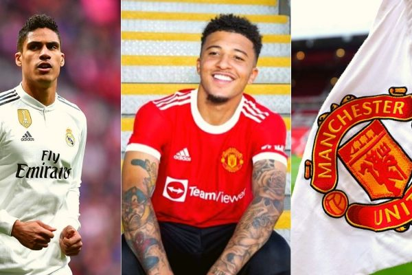 Manchester United are not good enough to only add Sancho and varan