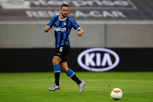 Stefan de Fry is another player likely to leave Inter Milan