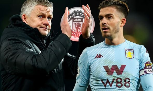 Manchester United and Madrid are two clubs that Aston Villa urged to pay captain Jack Grealish
