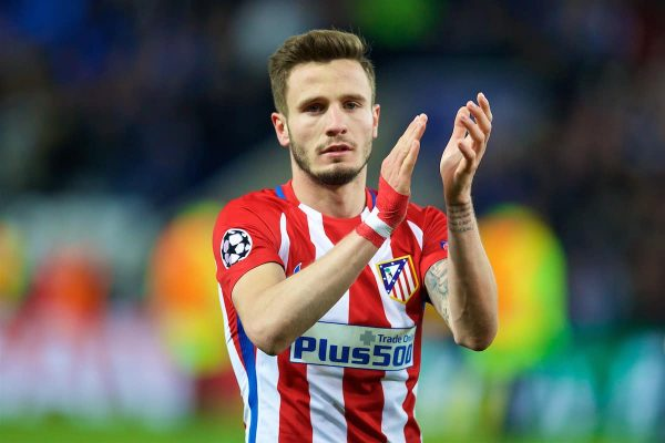 Liverpool give up on Saul Niguez due to wages.