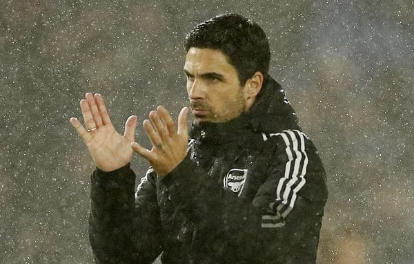 Arsenal manager Mikel Arteta has admitted his side's performance was not deserving of their win over Brighton and was fit with the 0-0 draw
